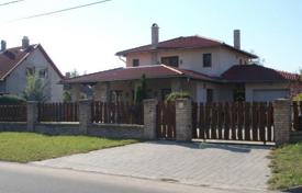 Residential for sale in Pest. Comfortable Mediterranean style house on the shores of lake in Veresegyhaz, Hungary