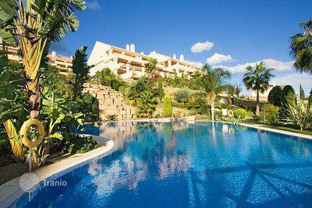 Penthouses for sale in Costa del Sol. Penthouse – Nueva Andalucia, Marbella, Andalusia, Spain