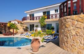 4 bedroom houses for sale in Paphos (city). Luxurious private villa in Coral Bay with panoramic sea views