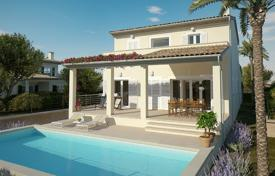 Villas and houses for rent with swimming pools in Balearic Islands. Villa – Alcudia, Balearic Islands, Spain
