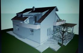 Coastal houses for sale in Kastela. House under construction — Kaštela