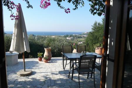 1 bedroom houses for sale in Greece. Zakynthos. House of 77sqm, with panoramic great views, in a tourist area of Zakynthos, just 700 meters from the beach