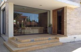 Luxury houses for sale in Nicosia. Five bed en suite House on double plot in Aglangia