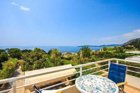 3 bedroom apartments by the sea for sale in Cap d'Ail. Apartment – Cap d'Ail, Côte d'Azur (French Riviera), France