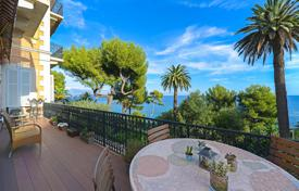 Apartments for sale in Vallauris. Completely renovated apartment with 3 bedrooms and panoramic sea views in Cannes, Eden district