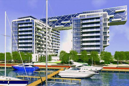 2 bedroom apartments for sale in Toronto. Apartments on the lake in downtown Toronto