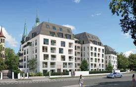 Property for sale in Bavaria. Package of 5 apartments in a new building in the center of Munich, the district Ludwigsvorstadt-Isarvorstadt