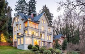 Stylish historic villa with winter gardens, a terrace, a gym and a sauna in a beautiful quiet area of Baden-Baden, Germany for 3,600,000 €