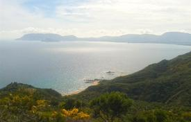 Coastal development land for sale in Zakinthos. Zakynthos, Dafni location, Vasilikos. Seafront area of 20.000sqm, in one of the most beautiful virgin beaches of Zakynthos