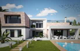 4 bedroom houses by the sea for sale in Costa Blanca. Modern new villa in Campoamor, Orihuela Costa, Alicante