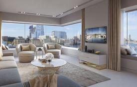 Apartments for sale in London. Cozy apartment with a balcony in a new residential complex with a gym, a spa, a swimming pool, a concierge and a parking, London, UK