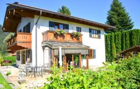 Luxury houses for sale in German Alps. House with a forest view in a quiet area, Wildbad Kreuth, Germany