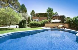 Modern villa with a garden, a swimming pool and a guest house, in a prestigious residential area, San Cugat del Valles, Spain for 1,950,000 €