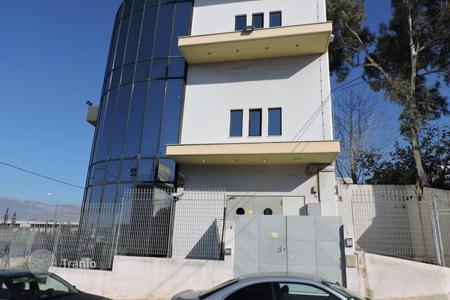 Commercial property to rent in Southern Europe. Commercial center in the suburb of Athens, Greece
