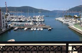 Luxury apartments with pools for sale in Montenegro. Apartment in Porto Montenegro with exceptional view