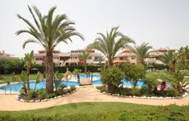 New homes for sale in Costa Blanca. Two-bedroom furnished apartment with a plot in Playa Flamenca, Alicante, Spain
