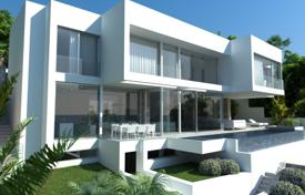 Property for sale in Costa d'en Blanes. New luminous villa with a picturesque view on the hillside, Costa d'en Blanes, Spain