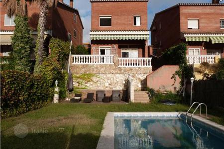 5 bedroom houses for sale in Alella. Townhome - Alella, Catalonia, Spain