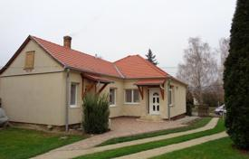Residential for sale in Zalacsany. In the beautiful scenic village near the lake and the forest the house is for sale