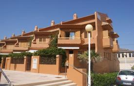 Coastal townhouses for sale in Valencia. Townhouse in Perelló, Valencia