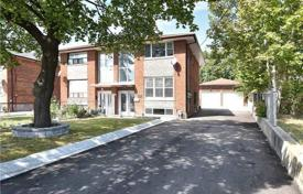 Townhouses for sale in Ontario. Terraced house – North York, Toronto, Ontario,  Canada