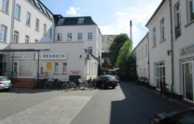 Property for sale in Saxony. Commercial center in Leipzig, Germany