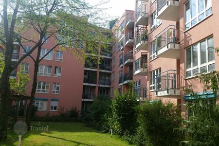 Residential for sale overseas. Cozy one bedroom apartment with terrace in the center of Munich, Maxvorstadt district