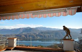 Luxury 3 bedroom houses for sale in Central Europe. Villa – Vernate, Ticino, Switzerland