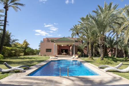 Residential to rent in Africa. Detached house – Marrakesh, Marrakech-Tensift-El Haouz, Morocco