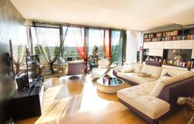 Property for sale in the Czech Republic. Modern two bedroom apartment with a balcony and panoramic views in the fifth district of Prague