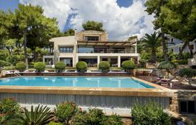 Luxury houses with pools for sale in Peloponnese. Villa – Loutraki, Administration of the Peloponnese, Western Greece and the Ionian Islands, Greece