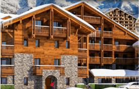 Stunning apartment in a new residence on Alpine meadows in Auron, Bouches-du-Rhone, France for 235,000 €