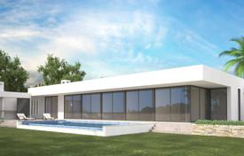 Property for sale in Lagos. Plot with project for a modern villa with pool and sea views, near Lagos, West Algarve