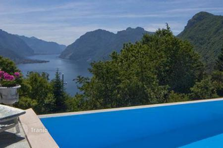 Villas and houses for rent with swimming pools in Lake Como. Villa Grazia