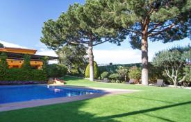 6 bedroom houses for sale in Costa del Maresme. Villa – Sant Andreu de Llavaneres, Catalonia, Spain