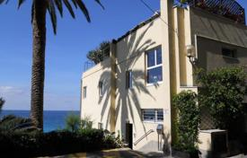 Luxury 2 bedroom houses for sale in Italy. Part of the villa in Ospedaletti, Liguria