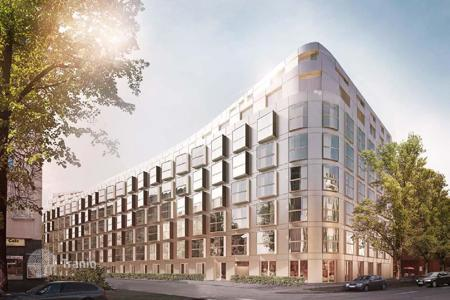 Cheap apartments for sale in Germany. Student apartment in prestigious area of Munich, Germany. Yield of 4%