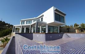 Luxury chalets for sale in Valencia. Chalet – Benissa, Valencia, Spain