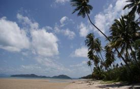 Development land for sale in Thailand. Land on the beach in Bang Kao