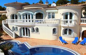 Luxury houses with pools for sale in Benissa. Villa – Benissa, Valencia, Spain