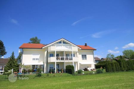 Luxury penthouses for sale in Bavaria. Penthouse in the elite district Grünwald near Munich