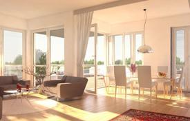 Residential for sale in Germany. Modern apartment with a balcony, in a new residence, in a prestigious area in the south-west of Berlin, Zehlendorf