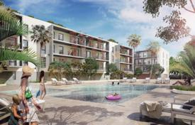 1 bedroom apartments by the sea for sale in Balearic Islands. Apartment development in a quiet residential area close to Ibiza Town