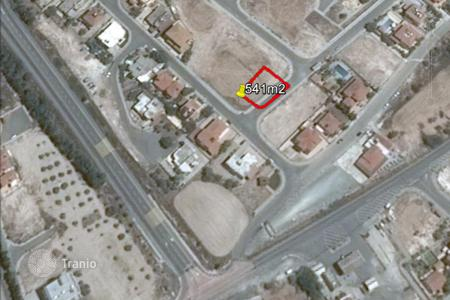 Cheap land for sale in Larnaca. Building Plot