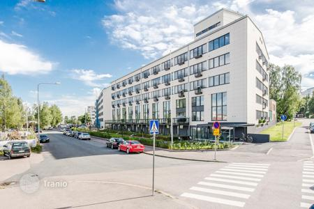 Commercial property for sale in Finland. Parking space in a new residential building near the sea, Lauttasaari, Helsinki, Finland