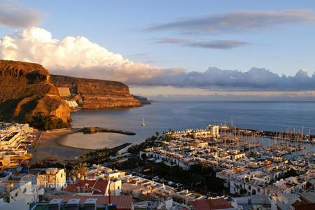 Land for sale in Canary Islands. Complex for Sale in Mogan Area