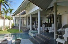 Houses for sale in Bali. Stylish furnished villa with a private plot and a swimming pool, Umalas, Bali