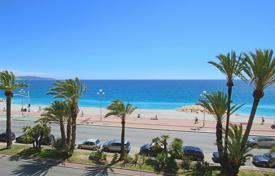 Coastal property for sale in Côte d'Azur (French Riviera). Promenade 4 rooms apartment 128 m² with terrace
