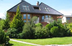 3 bedroom houses for sale in the Czech Republic. Modern villa with a quality repair, an indoor pool and a gym, in the suburbs of Prague, Lety u Dobřichovic, Czech Republic