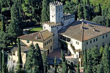 Luxury chateaux for sale in Italy. Castle - Florence, Tuscany, Italy